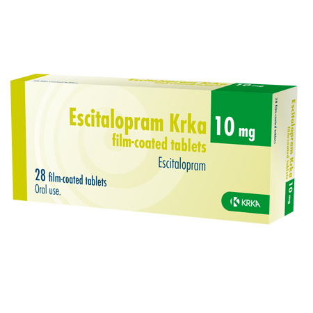 Escitalopram 10mg Tablets